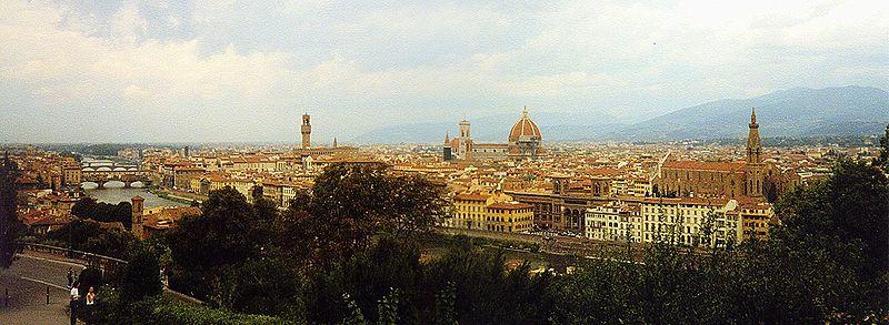 florencie-panorama