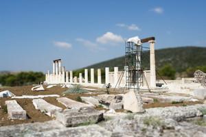 Chrám Asklepios, Epidauros