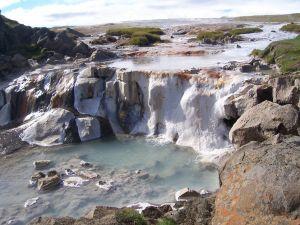 island-vodopady