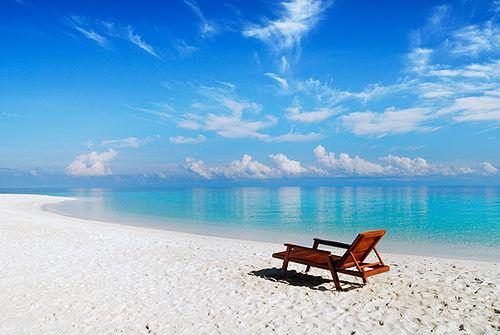 Maledivy - exotický ráj