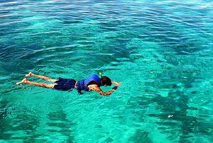 Šnorchlování na Filipínách