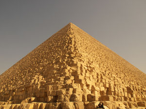 The Great Pyramid: Size Matters