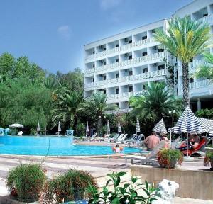 Turecko, u hotelu